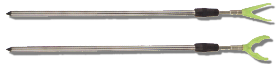 Teleskop Rutenauflagen