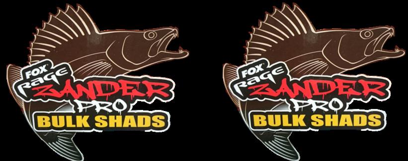 Logo für Fox Rage Zander Pro Shads