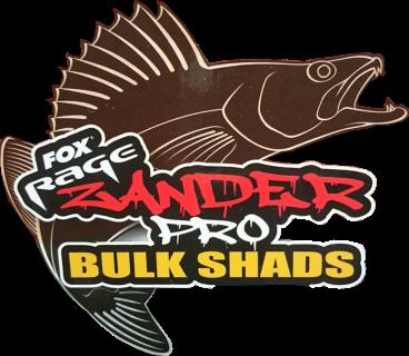 Logo Fox Rage Zander Pro Shads