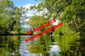 Erlaubnisscheine für die Lenne ab April 2018 wieder erhhältlich