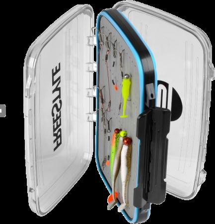 Spro Freestyle Rigged Box Größe M, 19x12x4 cm
